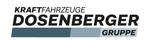 Stellenangebote bei Autohaus Dosenberger GmbH & CoKG