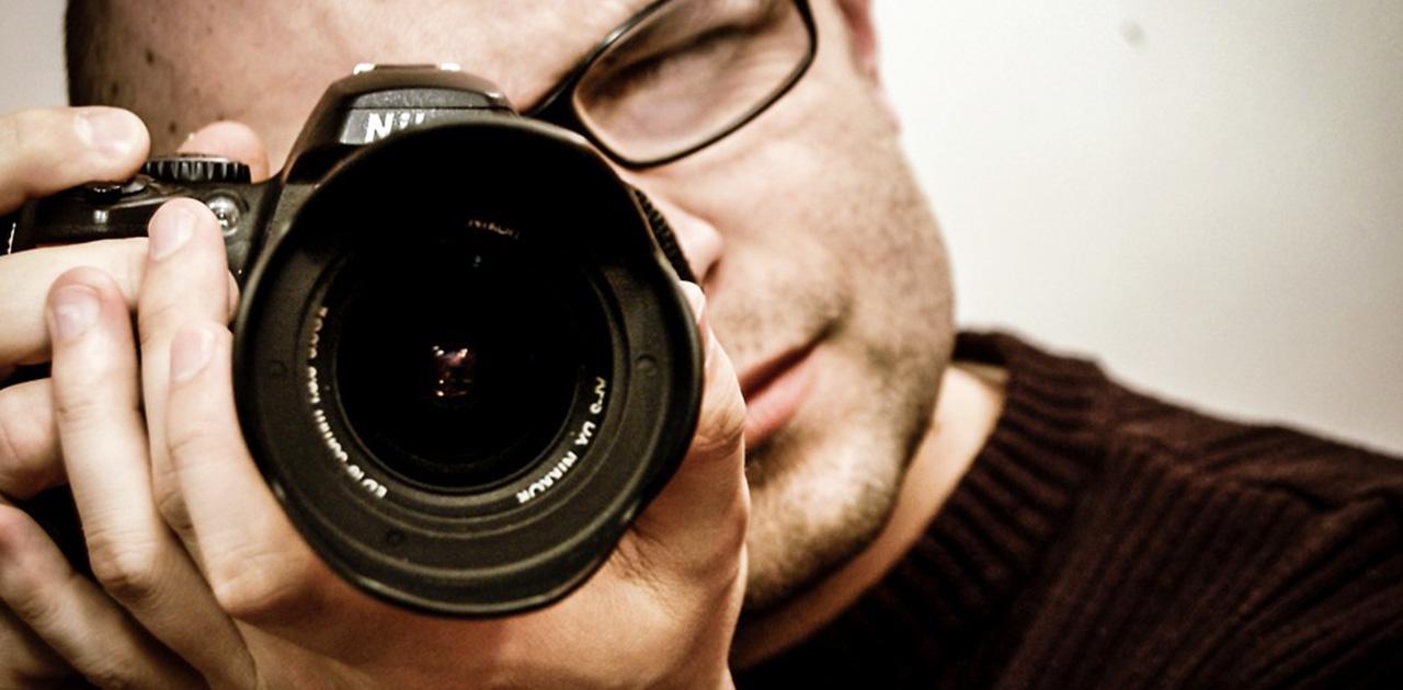Bewerbungsfotos vom Berufsfotografen