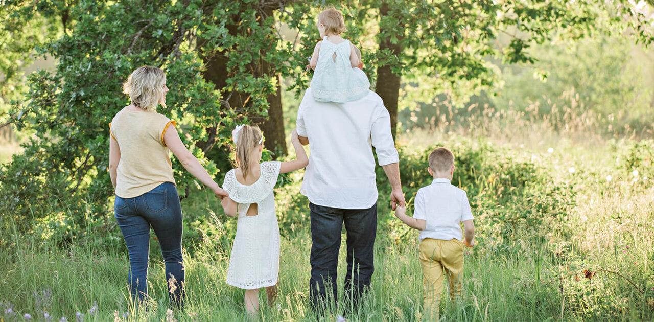 Familienstand und Kinder im Lebenslauf