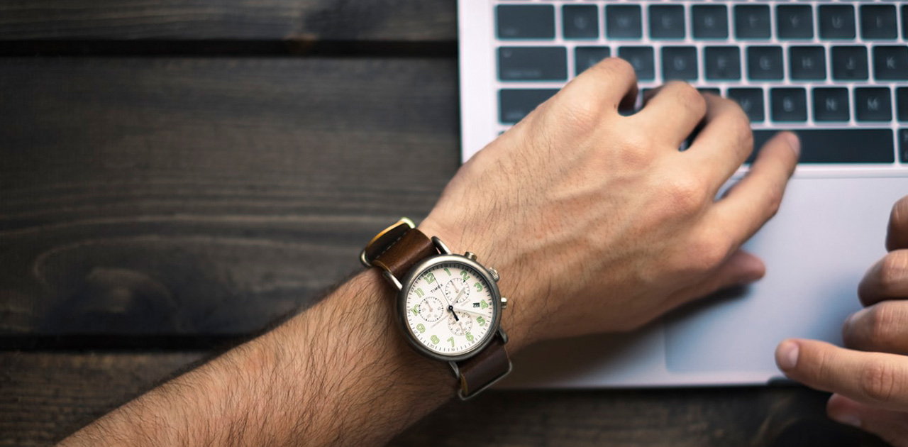 Die Bewerbung   5 Gründe für Zeitmanagement