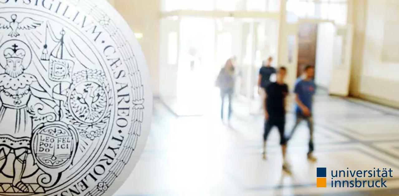 Bewerbung an der Uni Innsbruck
