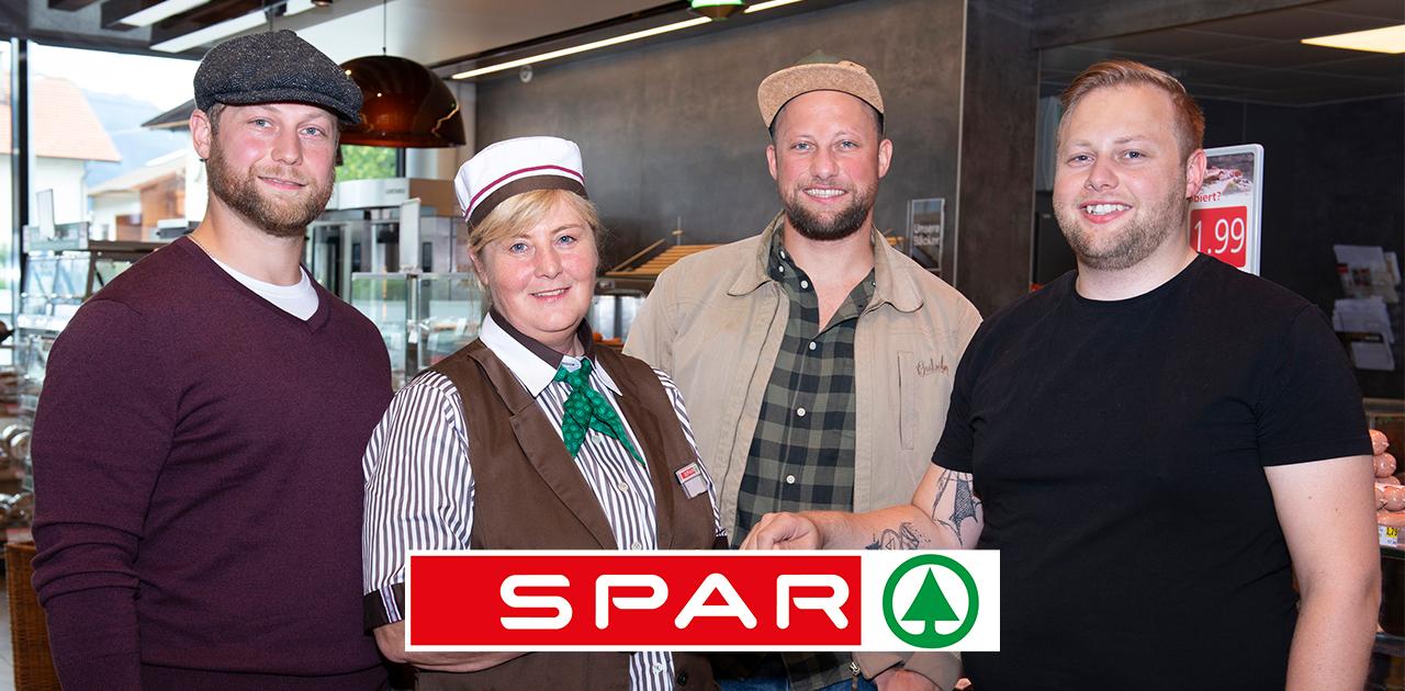 Karriere mit Kindern bei SPAR