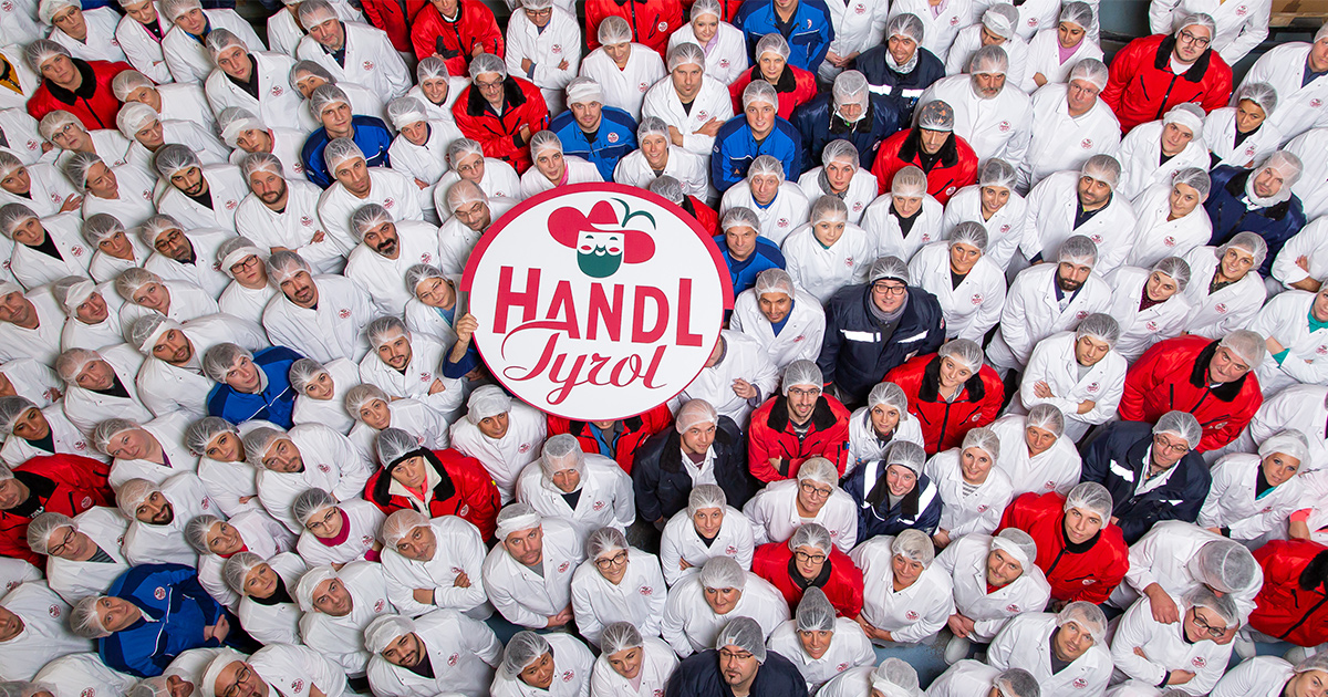 Arbeitgeber Handl Tyrol | Ein Glückstreffer
