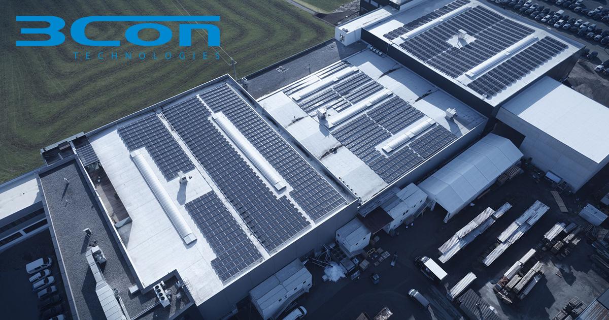 """Die Zukunft ist grün: 3CON setzt auf """"Green Energy"""""""