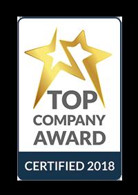 Top Company Award