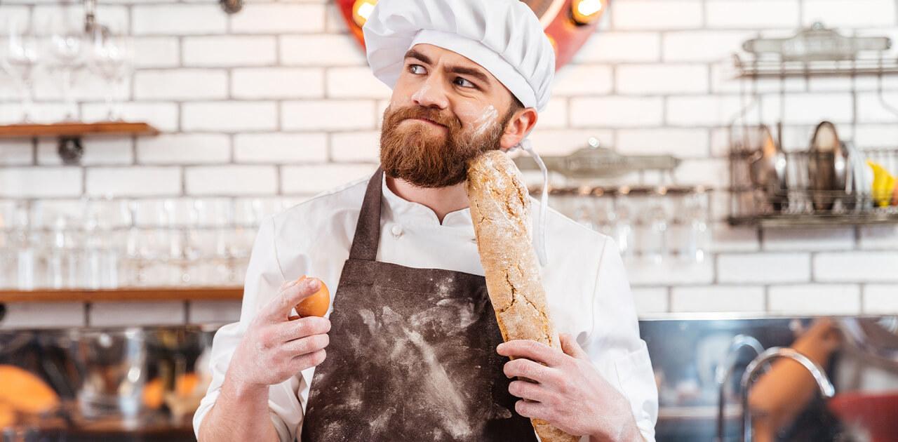 Was macht ein*e Bäcker*in?