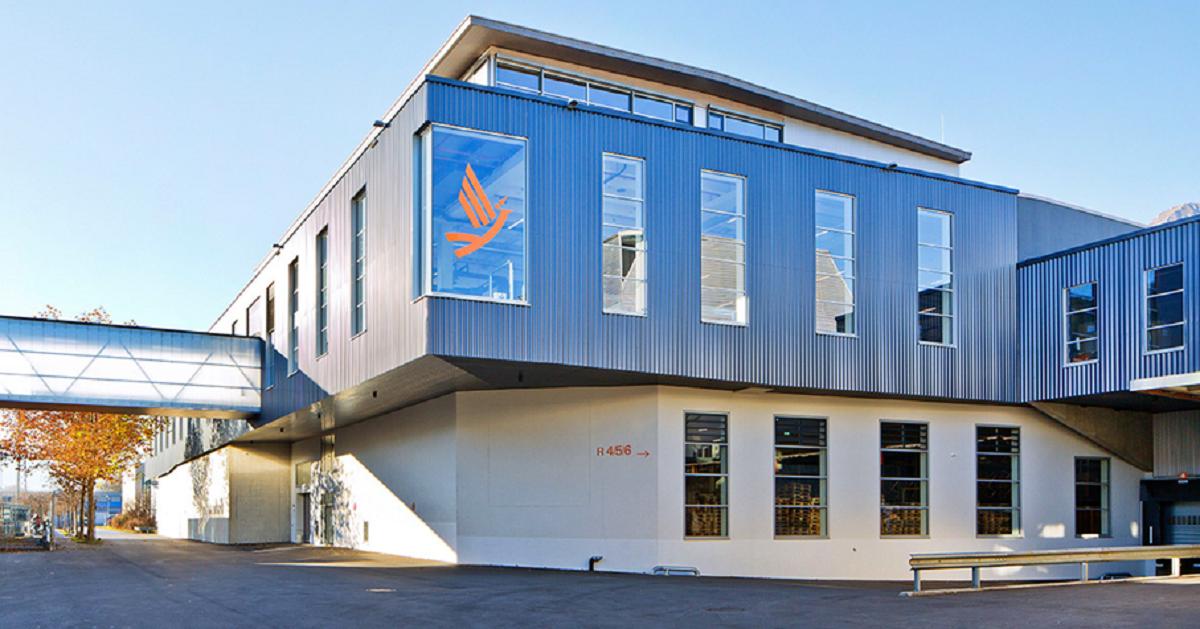Dinkhauser Kartonagen erweitert den Standort in Hall um das Werk 5