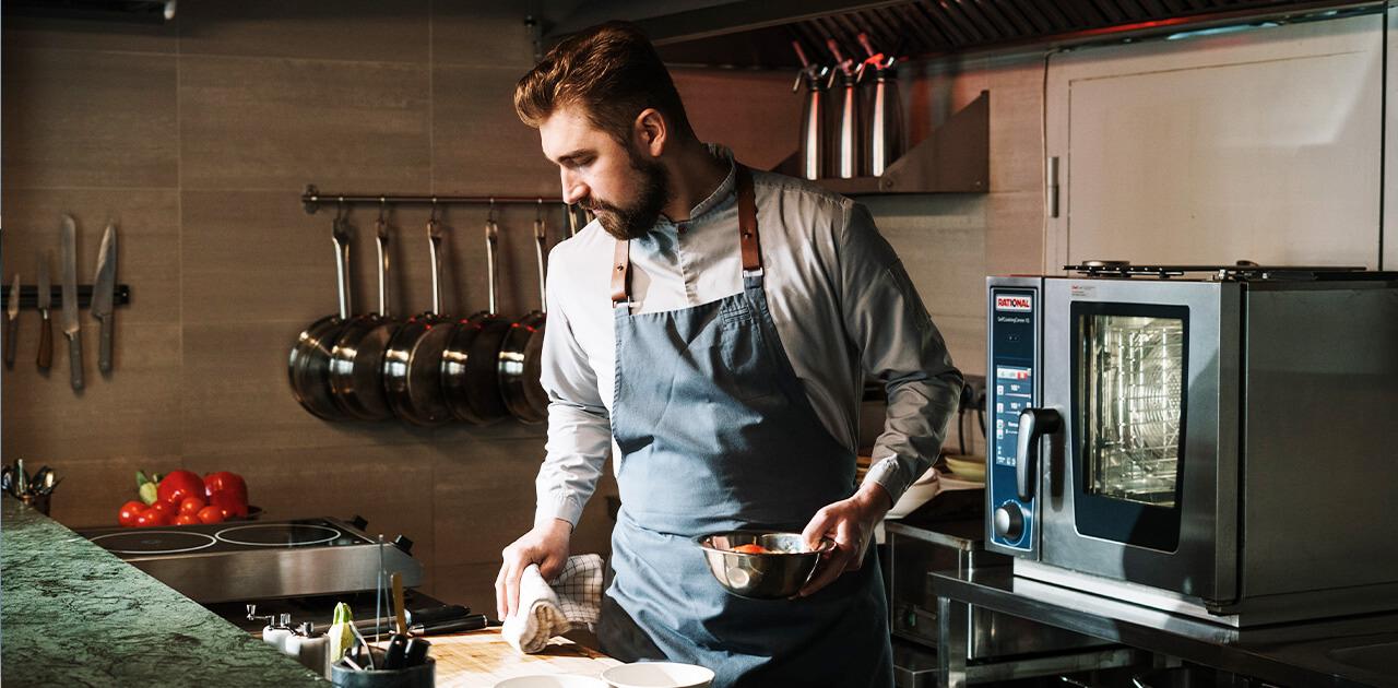 Was macht ein*e Koch*Köchin?