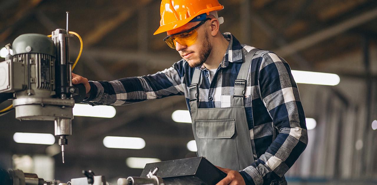 Was macht ein Metalltechniker*in?